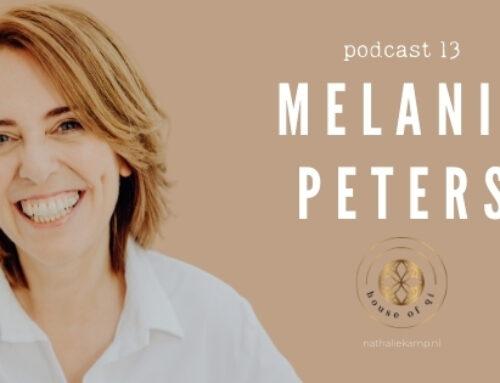 De overgang, Melanie Peters